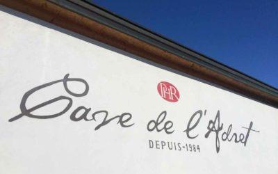 Bettél-Uhren in einer Gourmet-Boutique erhältlich!